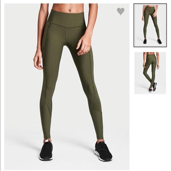 375eb1c8ed0d5 VSX Sport High Rise Knockout Tight in Army Green.  M_5b16d57f6197455f1fe24b95. Other Pants you may like. Victoria's Secret ...